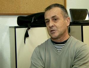 Ocimar Bolicenho, executivo de futebol da Ponte Preta (Foto: Reprodução EPTV)