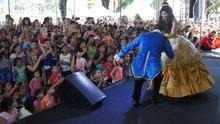 Evento acontece neste domingo (23) no Parque da Criança, em CG (Daniel Sousa/TV Cabo Branco)