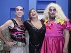 Fafá de Belém lança novo clipe e recebe famosos em boate gay do Rio