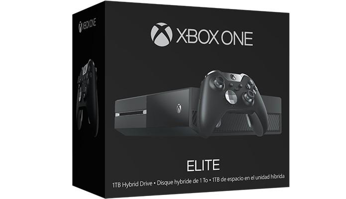 Xbox One Elite: melhor desempenho e armazenamento (Foto: Divulgação/Microsoft)