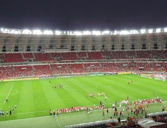Beira-Rio jogo Inter torcida (Foto: Tomás Hammes / GloboEsporte.com)
