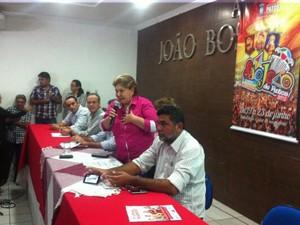 São João de Patos de 2013 teve programação anunciada (Foto: Divulgação)