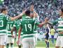 Sporting vence o União da Madeira e vai dormir na liderança do Português