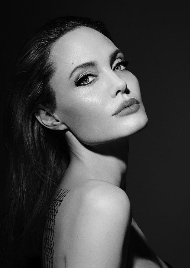 Angelina Jolie  (Foto: Reprodução/Instagram)