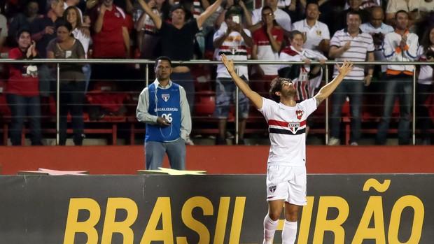 Pato São Paulo - morumbi (Foto: Rodrigo Gazzanel / Futura Press)