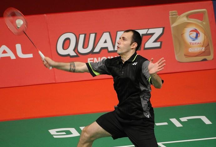 Daniel Paiola, Mundial de badminton (Foto: Getty Images)