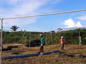 Cerca de 200 hectares sejam recuperados em áreas provenientes da agricultura familiar. (Foto: Ideflor-bio/Divulgação)