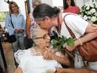 Famosos lamentam a morte de Dona Canô