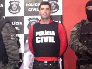 Thiago Henrique Gomes da Rocha é apontado como autor de 39 mortes em Goiânia, Goiás (Foto: Luísa Gomes/G1)