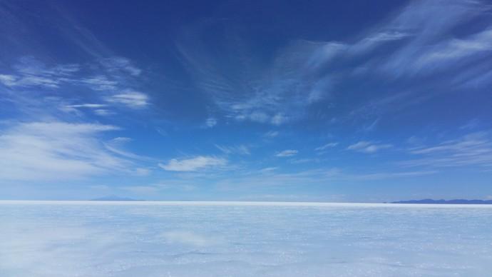 Salar do Uyuni, Bolívia (Foto: Arquivo pessoal)
