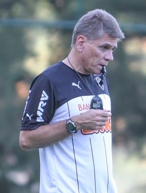 Paulo Autuori, técnico do Atlético-MG (Foto: Bruno Cantini \ Flickr do Atlético-MG)