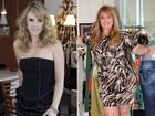 Com 11 quilos a mais, ex-paquita Ana Paula 'Pituxita' vira modelo plus size