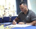 Ex-Inter, Goiás e Palmeiras, Daniel Carvalho assina com o Pelotas