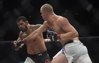 """Dana White: Minotauro """"não discorda"""" que é hora de se aposentar do MMA"""