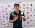 Campeão olímpico, Cesar Cielo estará em Aracaju sábado como palestrante