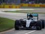 """Freios e pneus por pouco não """"torram"""" vitória de Rosberg no GP da Austrália"""