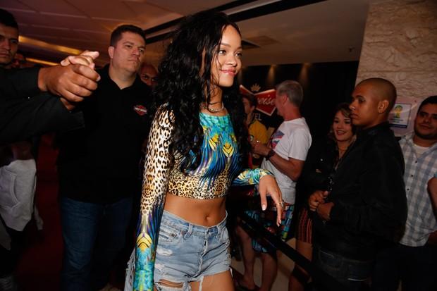 Rihanna  (Foto: Felipe Panfili  AgNews)
