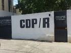 Sejuc identifica presos que fugiram do CDP da Ribeira, em Natal