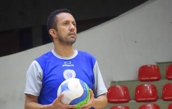 Didi vê jogo equilibrado e quer Mogi Vôlei progredindo no Paulista Sub-21