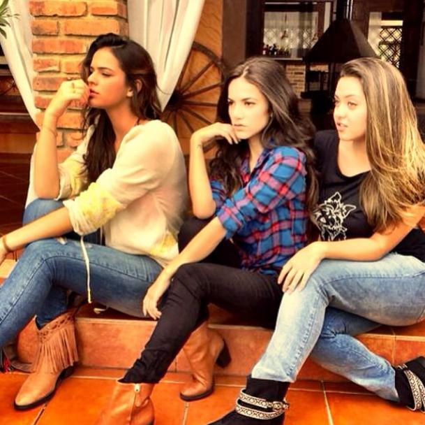 Bruna Marquezine, Manu Gavassi e Polliana Aleixo (Foto: Instagram/Reprodução)