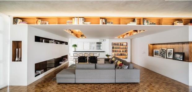 Projeto do escritório FGMF Arquitetos (Foto: Edu Castello / Editora Globo)
