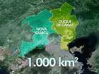 Em 20 anos, Grande Rio perdeu mil km² de zona rural ou de preservação