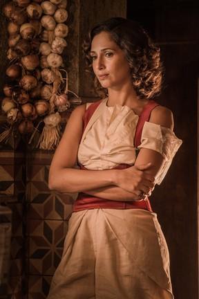 Camila Pitanga como Tereza na novela Velho Chico (Foto: Caiuá Franco/Globo)