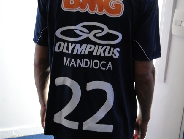 Marcelo Oliveira Cruzeiro (Foto: Marco Antônio Astoni/Globoesporte.com)