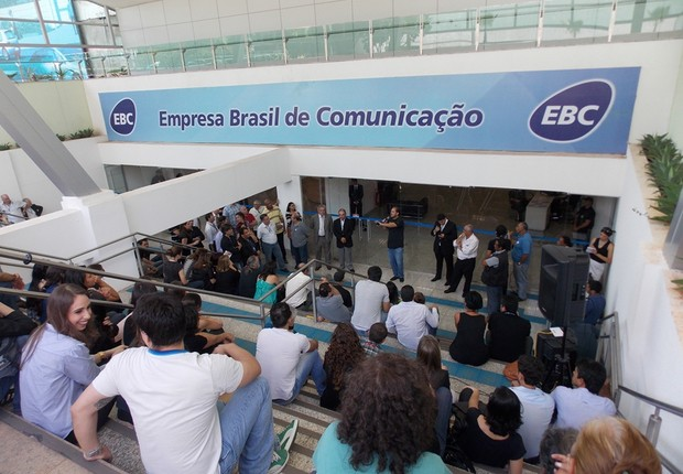 Empresa Brasil de Comunicação (EBC) (Foto: Reprodução/Facebook)