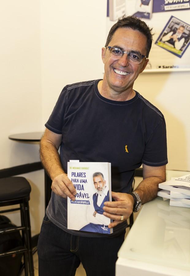 O jornalista Fernando Fernandes (Foto: Fred Chalub / Ed. Globo)
