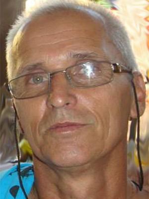 Sidnei Maschio de Andrade, de 56 anos, está desaparecido há 24 dias (Foto: Arquivo pessoal/Reprodução)