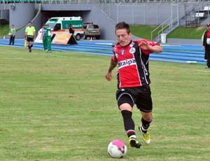 Aldair, atacante do Joinville (Foto: Divulgação / JEC)