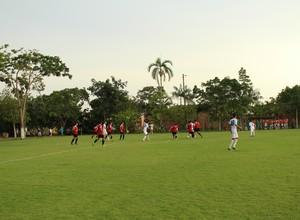 REC e R1 no Rondoniense Sub-16 (Foto: Daniele Lira)