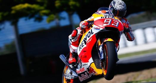 pole  suada (Reprodução/MotoGP)
