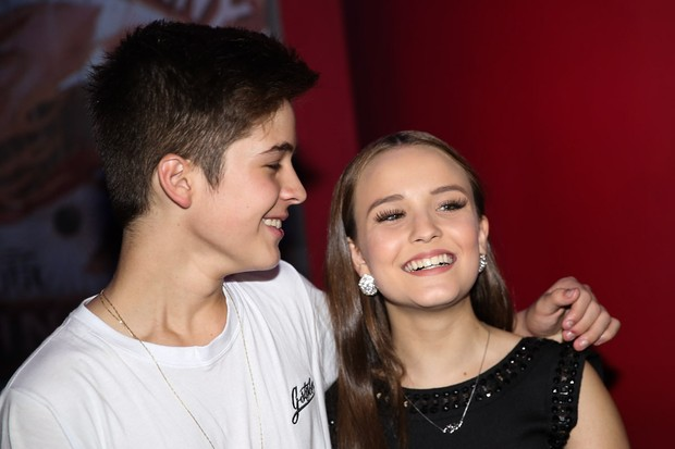 e83928d276226 Larissa Manoela com o namorado, João Guilherme (Foto  Manuela Scarpa Brazil  News