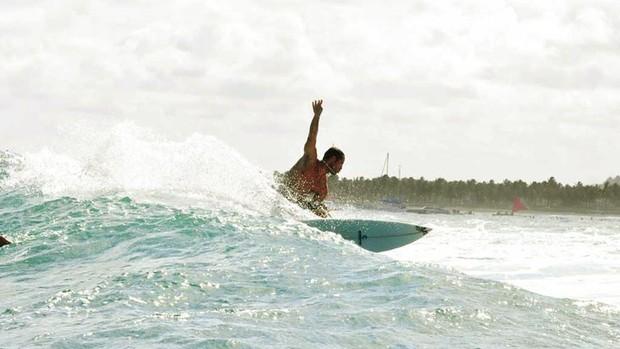 Surf sergipano (Foto: Divulgação / Ondulação)