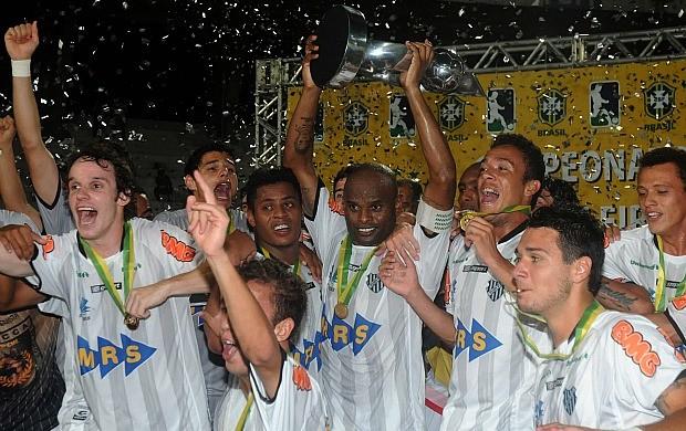 Tupi, campeão brasileiro da Série D (Foto: Antônio Carneiro)