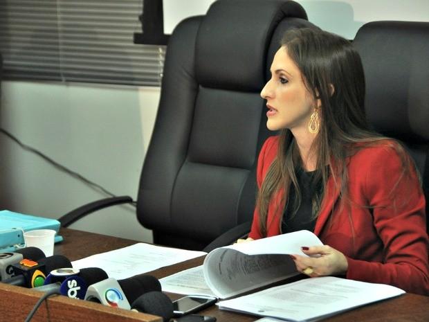 Corpo da promotora deve ser encaminhado para Araraquara, SP (Foto: Ascom/MP-AC)