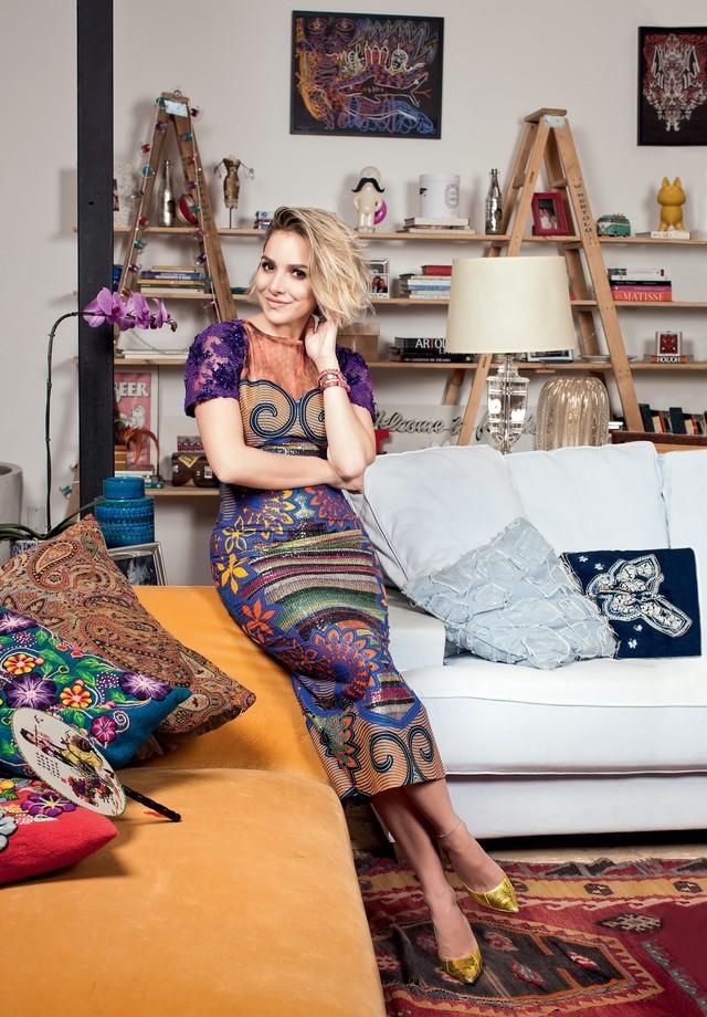 Aprenda a combinar almofadas  (Foto: Arquivo Vogue)