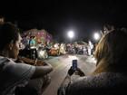 Músicos fazem 'um minuto de barulho' por Naná Vasconcelos