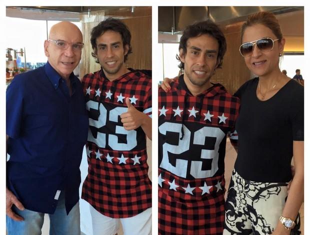 BLOG: Patrocinador do Palmeiras publica fotos com Valdivia e anima torcida