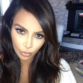 Kim Kardashian  (Foto: Instagram / Reprodução)