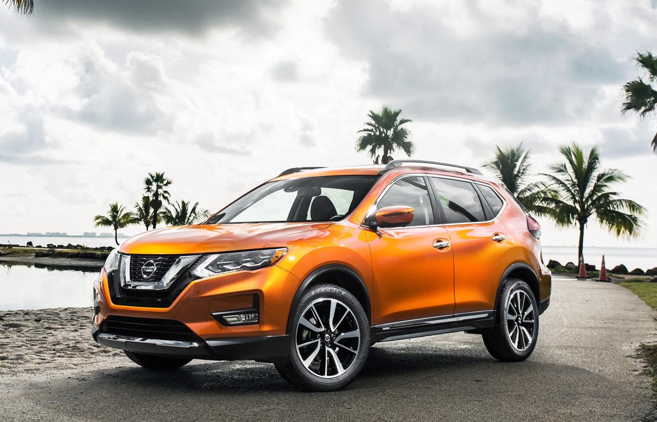 Nissan Rogue 2017 (Foto: Divulgação)