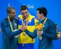 Juntos de novo! Andre e Phelipe fazem dobradinha com prata e bronze no Rio