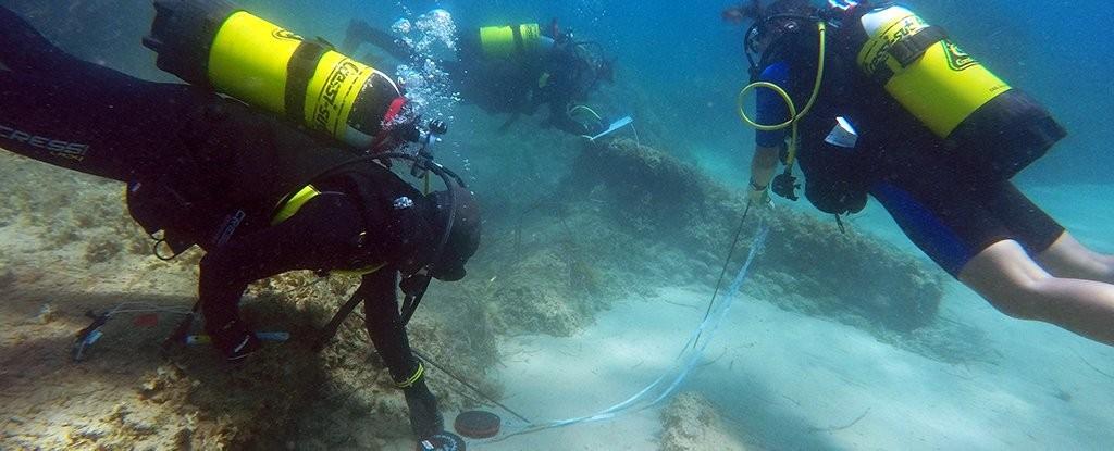 Cidade romana que desapareceu há 1,7 mil anos é encontrada no oceano