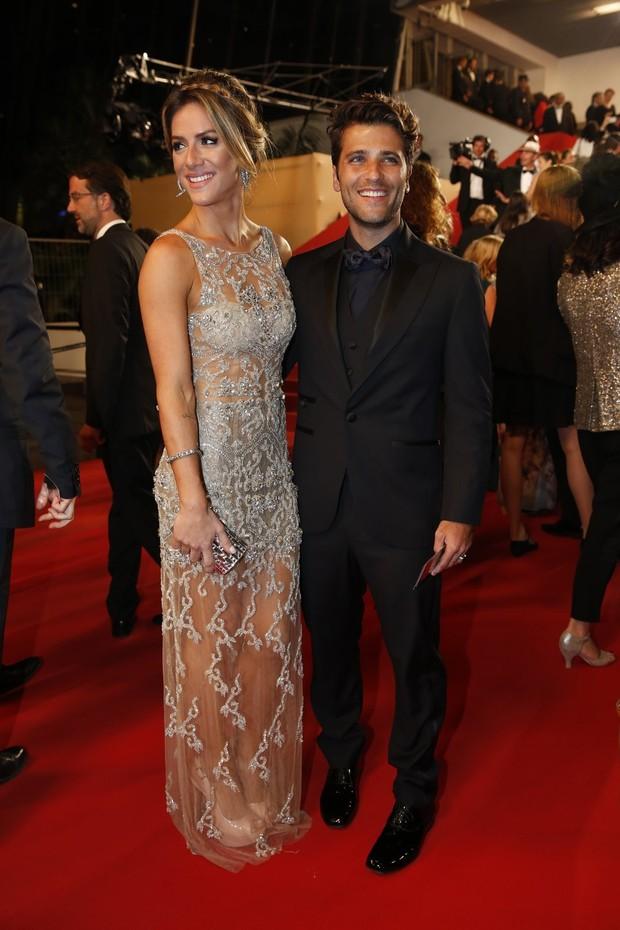 Bruno Gagliasso e Giovanna Ewbank (Foto: Felipe Panfili/AgNews)
