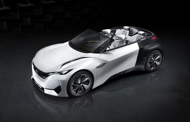 Peugeot Fractal (Foto: divulgação )