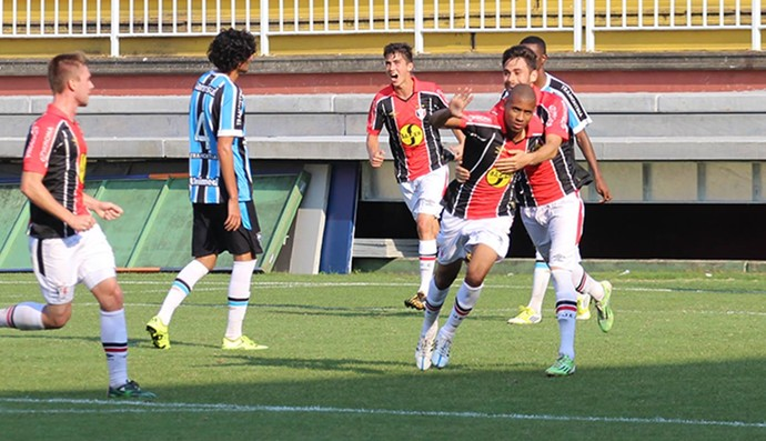 Joinville x Grêmio Copa do Brasil sub-20 (Foto: José Carlos Fornér/JEC)