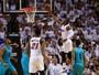 Coadjuvantes do Heat lideram surra e fazem 1 a 0 na série contra os Hornets