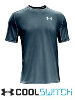 Camisa da Under Armour com a nova tecnologia
